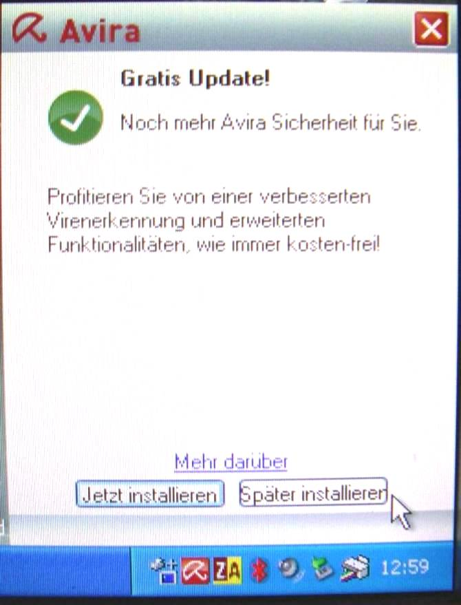 SCHWARZE LISTE!!!!....Ärger mit Hard- und Software die nicht richtig ...