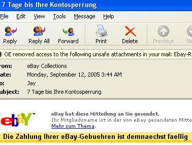 newsletter 2005 ausgew hlte ausz ge aus newslettern und. Black Bedroom Furniture Sets. Home Design Ideas